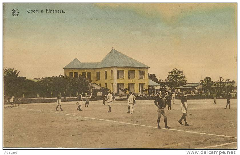 Kinshasa Sport Football Stade Stadium Edit Nels - Kinshasa - Léopoldville