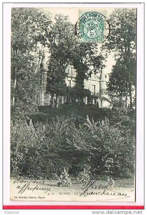 BAYON   (Meurthe-et-Moselle ) Le Petit Bois (cpa Précurseur ) - France