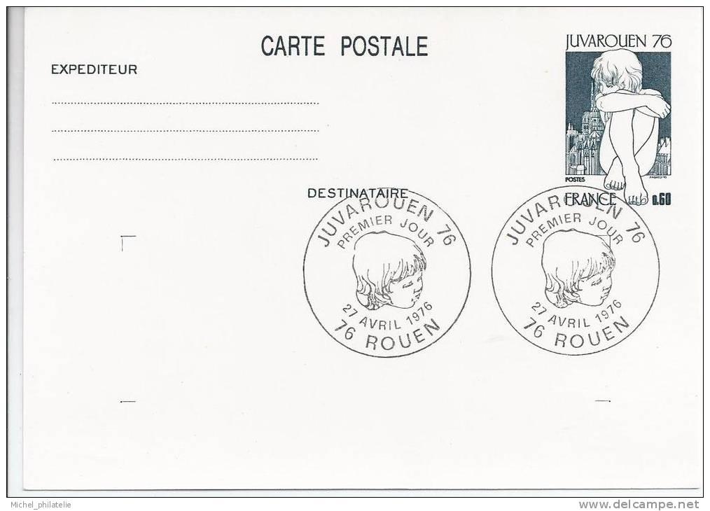 Premier Jour, Juvarouen, Le 27 Avril 1976 - Autres