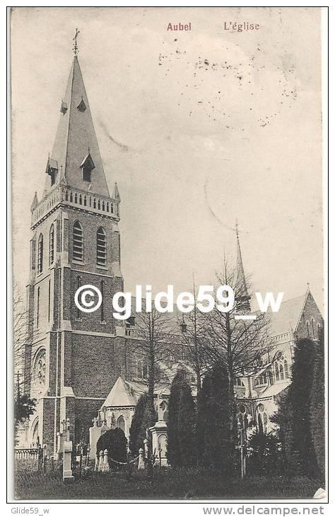 AUBEL - L'Eglise - Aubel