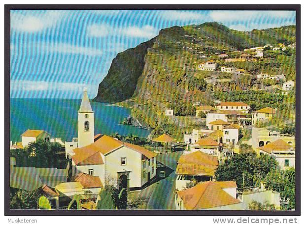## Portugal PPC Cámera De Lobos (Madeira) Vila Piscatória Fishing Village De Pecheurs Fischerdorf MD 62 - Albania