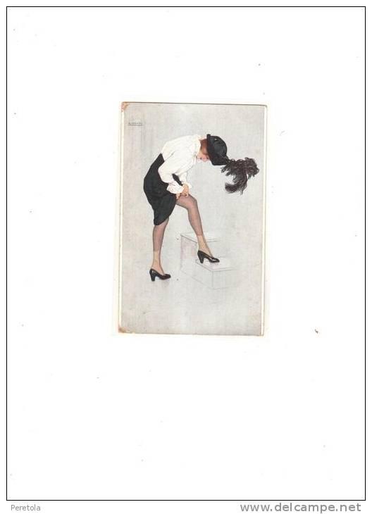 Le Coup De La Jarretelle     Non Viaggiata - Kirchner, Raphael