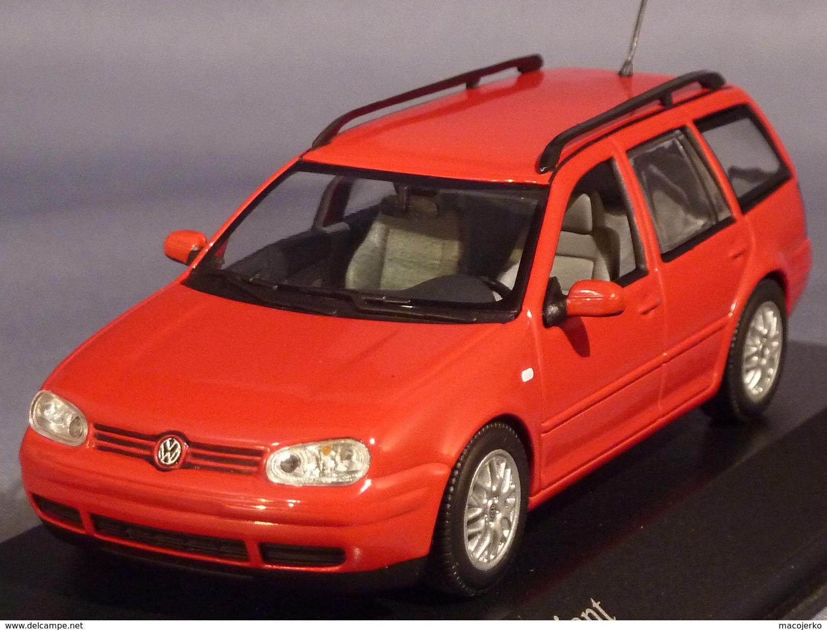 Minichamps 430056011, VW Golf IV Variant, 1997, 1:43 - Minichamps