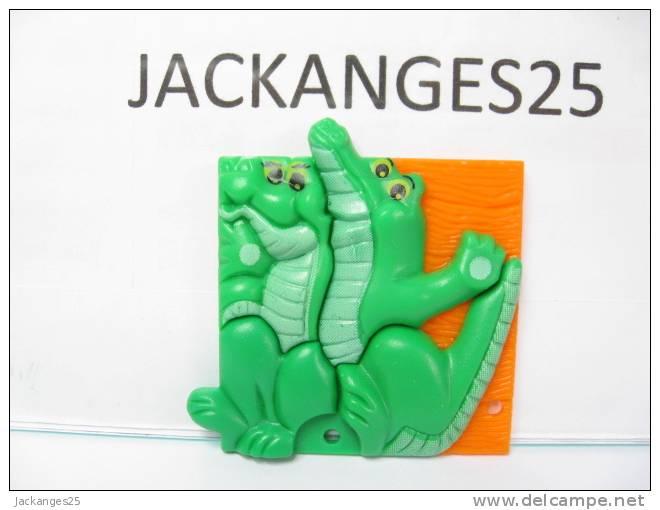 KINDER PUZZLE PLASTIC K98 N 11 1997 SANS OHNE WITHOUT BPZ - Puzzles
