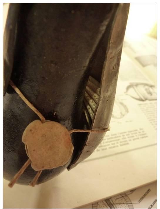 Grenade Poire P1 Avec Sa Sécurité Ww1 Neutra ! - 1914-18