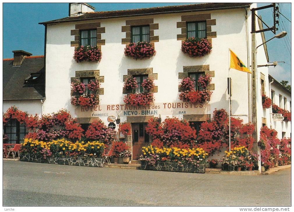 Dép. 22 - Saint-Gilles Vieux Marché. - Hôtel Des Touristes Nevo-Bihan. Ed. Jack, Louannec. - Saint-Gilles-Vieux-Marché