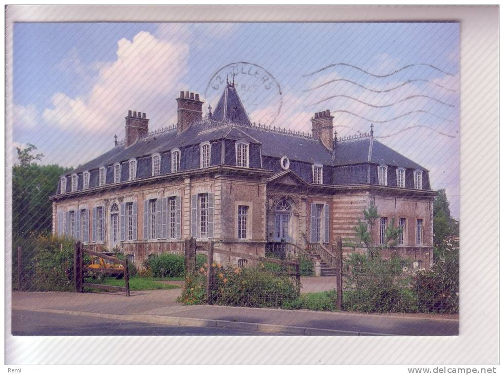 62 LILLERS Le Château PIGOUCHE - Lillers