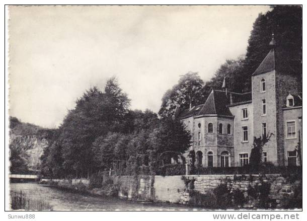 Hotton - Le Château D'Heblon (Hôtel, Restaurant, Carte Grand Format) - Hotton
