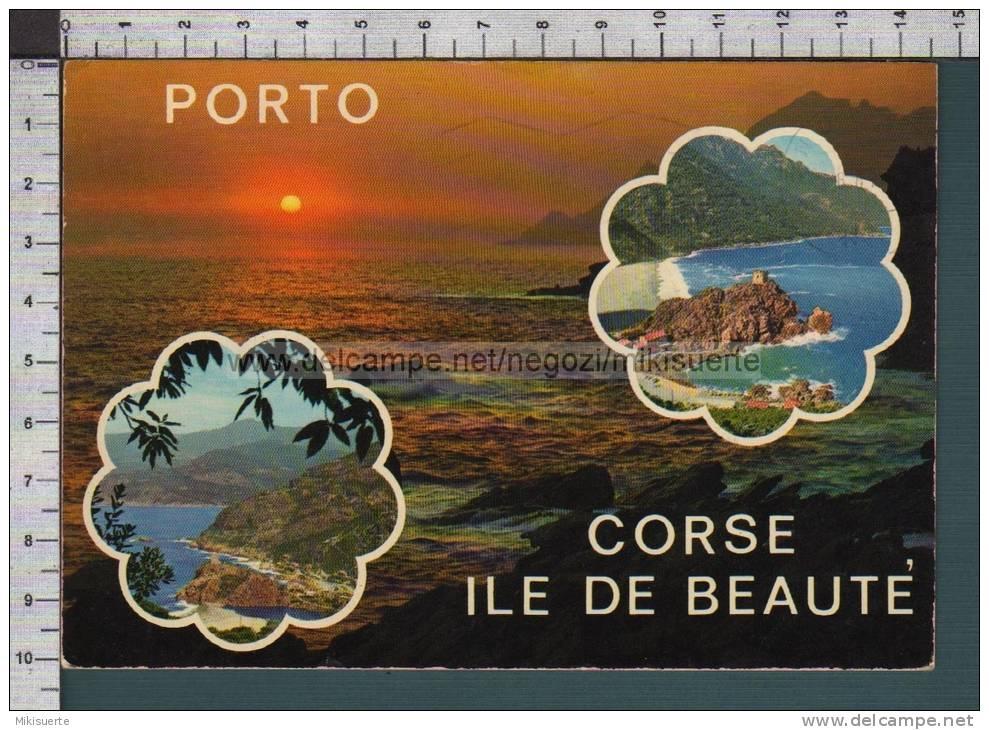 R3972 PORTO CORSE 2A VG - France