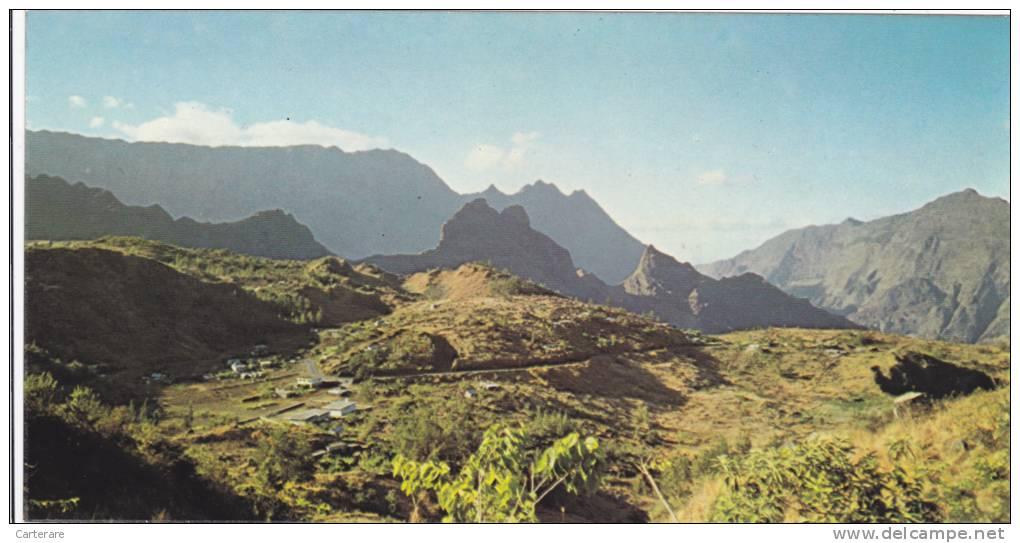 Ile De La Réunion,ile Française,outre Mer,archipel Mascareignes,océan Indien,CILAOS,vue Aerienne,montagne,volcanique - Autres