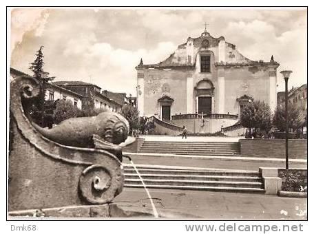 CERRETO SANNITA ( BENEVENTO ) CHIESA PARROCCHIALE - 1966 - Benevento