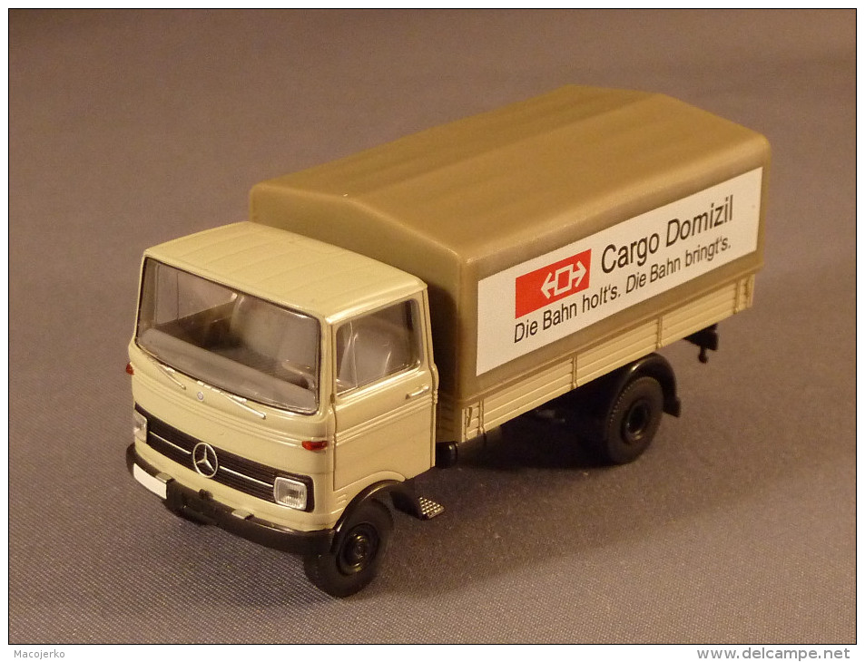 Brekina 94857, Mercedes LP608, 1:87 - Voitures, Camions, Bus