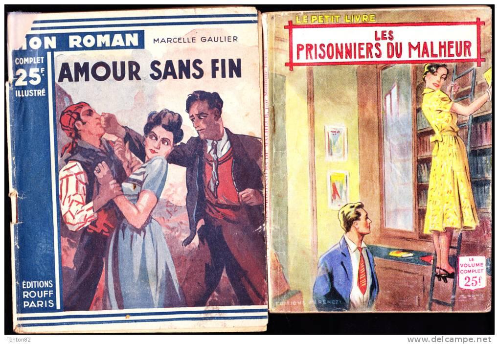 "Lot De 5 Petits Formats - Genre "" Romantique "" . - Bücher, Zeitschriften, Comics"