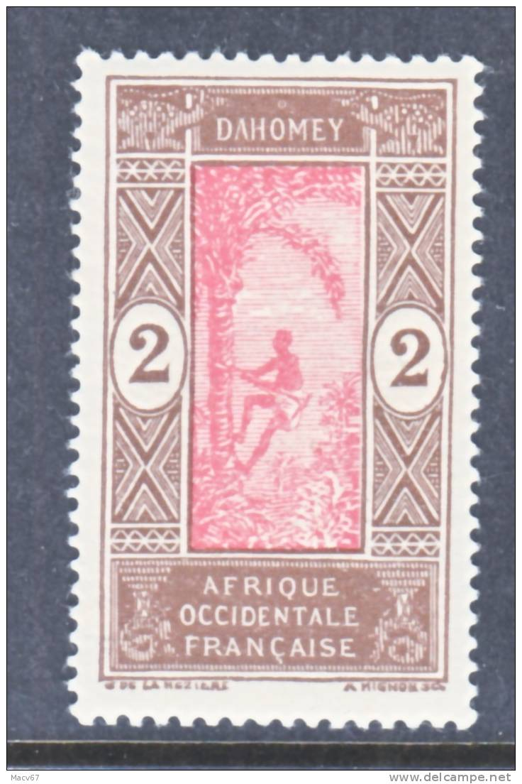 French Dahomey  43  ** - Unused Stamps
