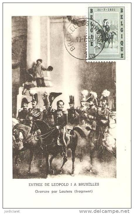MAXIMA 1957 - Cartes-maximum (CM)