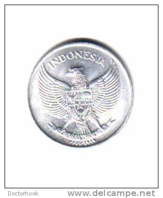 INDONESIA    25  SEN   1955  (KM# 11) - Indonesia