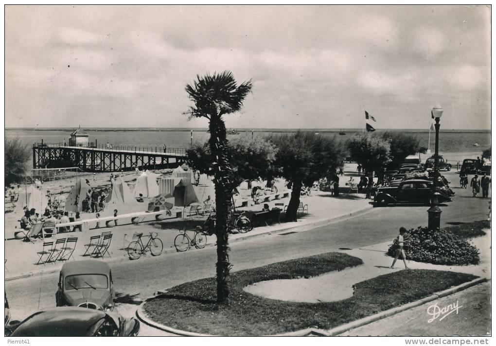 ARCACHON - Le Débarcadère (1954) - Arcachon