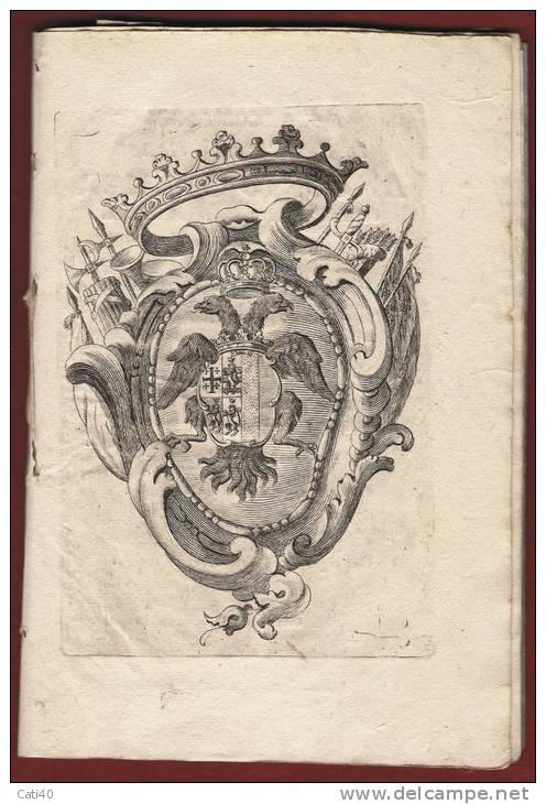 """1764 VERONA :"""" BACCANALE O GNOCCOLAR"""" LIBRO COMPLETO DELLE  STAMPE D'EPOCA.. - Libri, Riviste, Fumetti"""