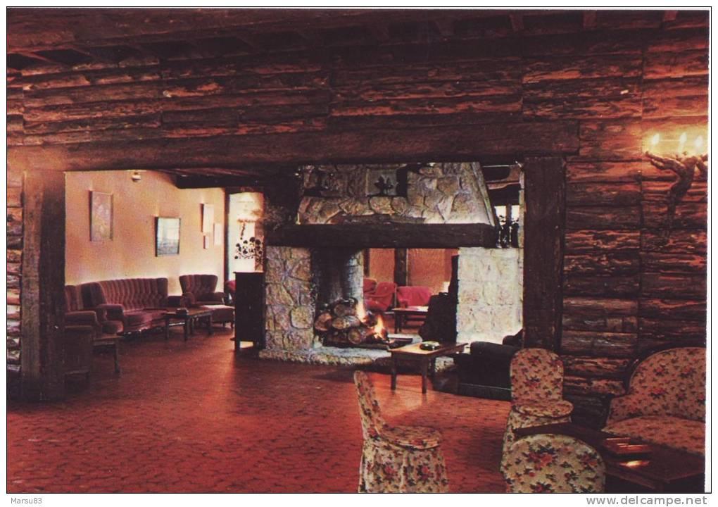 Revel- Restaurant Le Lauragais  ** CARTE NEUVE  Années 1980** Ed Sepim N° 31.527 B - Revel