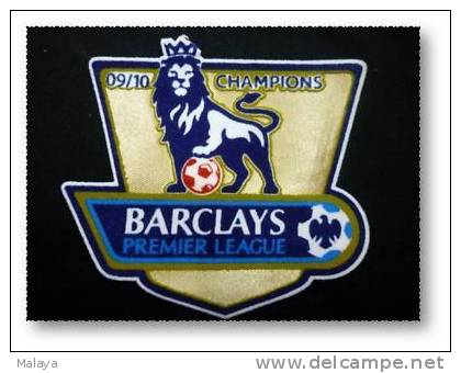 BPL CHELSEA PATCH FOOTBALL UK GB ENGLAND 2009 2010 - Patches
