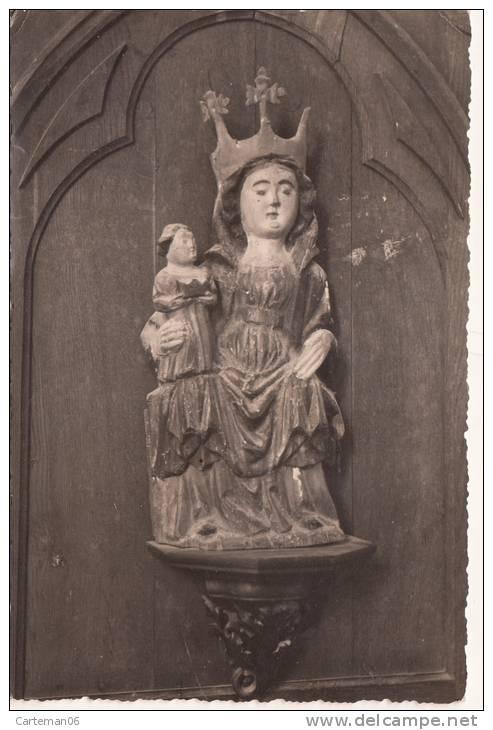 39 - Eglise De Port Lesney - Statue De La Vierge - Editeur: La Ligne D''Horizon - France