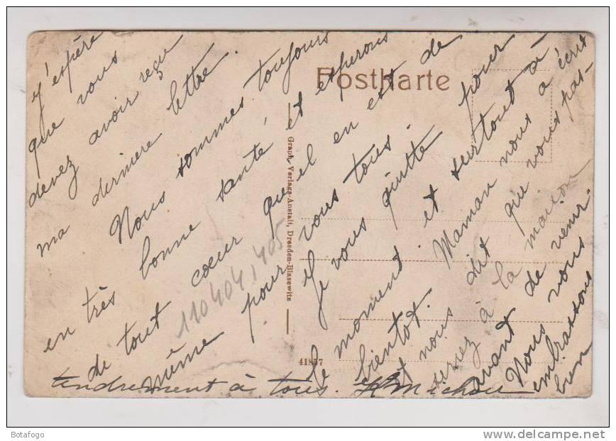 CPA HOMBURG - Saarpfalz-Kreis