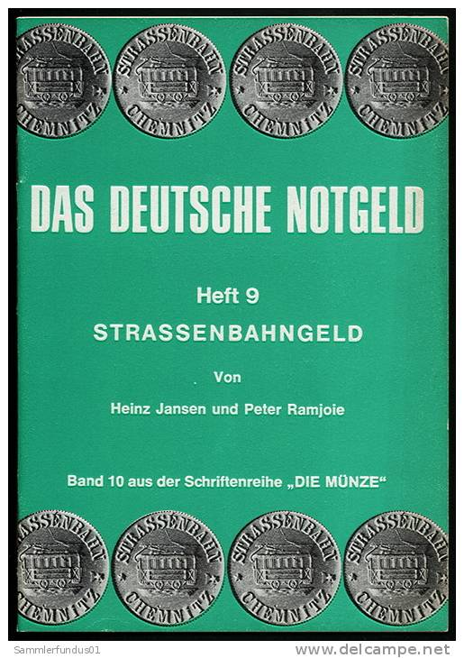 KATALOG  NOTGELD STRASSENBAHNGELD  TRAM  Mit Schlesien Ostpreussen Pommern Usw. - Books & Software