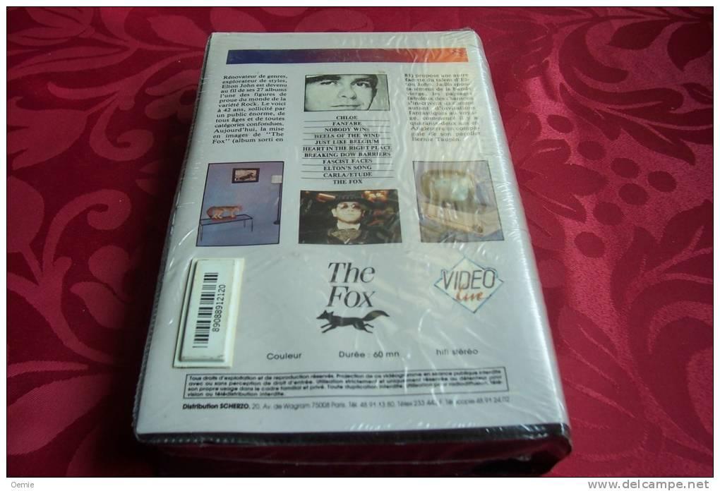 ELTON  JOHN  °  THE FOX - Concert Et Musique