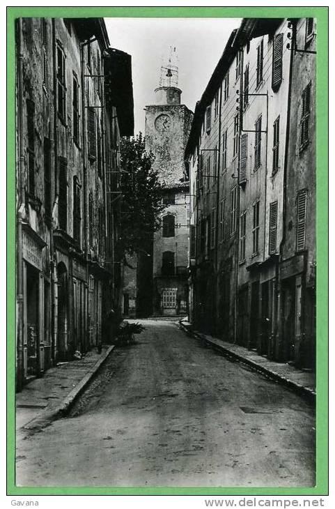 83 LORGUES - Tour De L'Horloge - Frankrijk