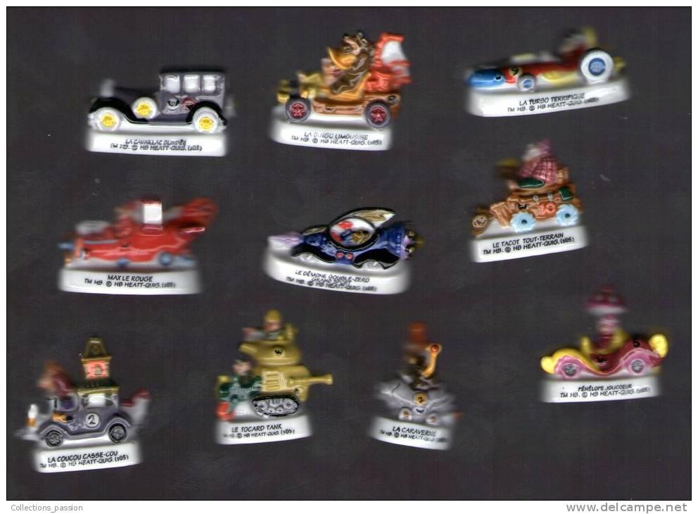 f ve s rie de 10 f ves les fous du volant 2006 frais fr cee monde 4. Black Bedroom Furniture Sets. Home Design Ideas