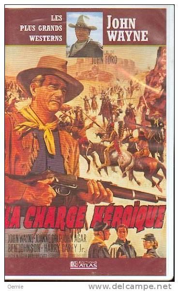 La Charge Heroique °°° John Wayne - Western/ Cowboy