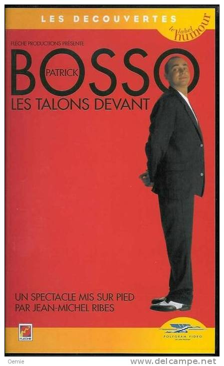 Bosso °°° Les Talons Devant - Concert Et Musique