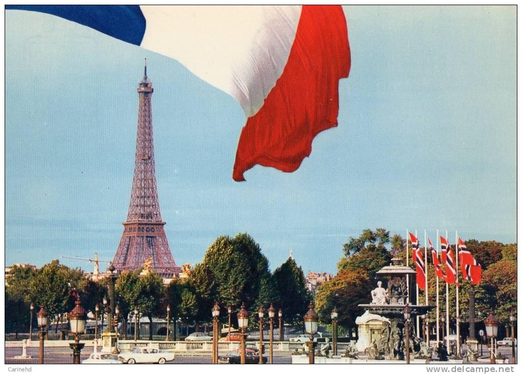 PARIS TOUR EIFFEL - Tour Eiffel