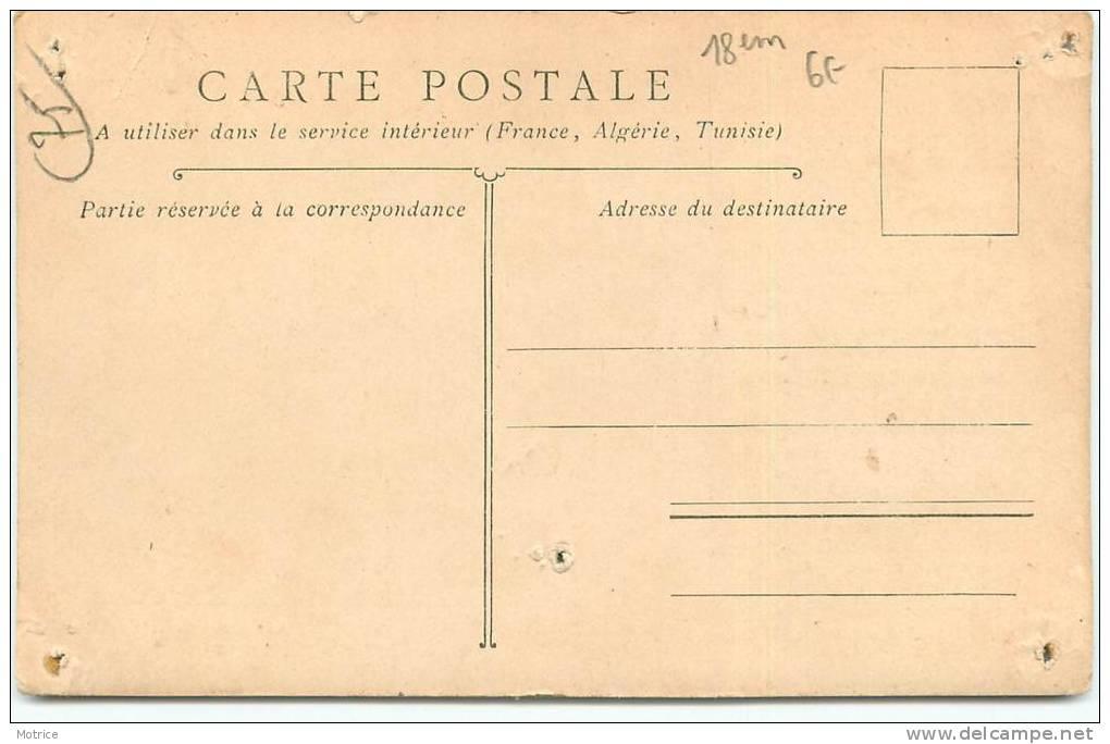 SOCIETE D'EPARGNE DES RETRAITES  -  33 Rue Blanche Paris (carte Vendue En L'état). - Publicité