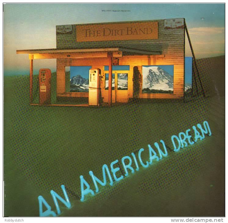 * LP *  THE DIRT BAND - AN AMERICAN DREAM (Holland 1979) - Country En Folk