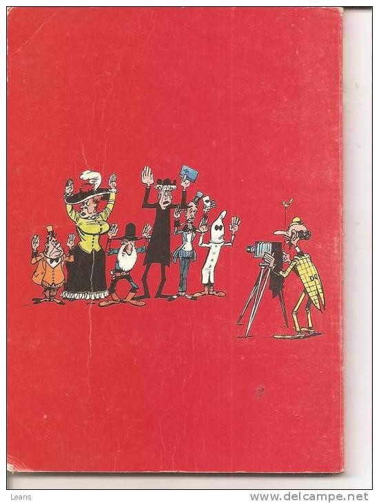DER GOLDTRANSPORT  LUCKY LUKE - Livres, BD, Revues