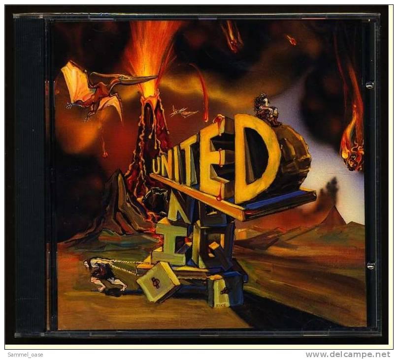 Musik CD Metal-Musik : Thrash Metal  - Nr. 3984-14107-2  - Von 1996 - Sonstige - Englische Musik