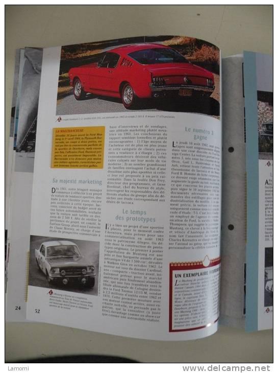fiche technique voiture ford mustang 1964 n 12. Black Bedroom Furniture Sets. Home Design Ideas