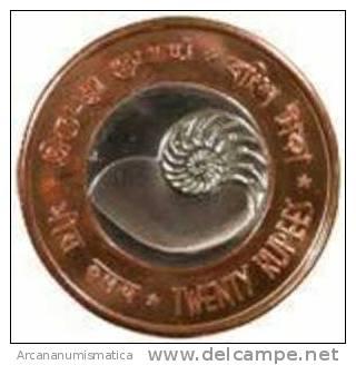 ANDAMAN & NICOBAR ISLANDS Set/Tira 7 Monedas/Coins 2.011 SC/UNC    DL-9742 - Monnaies