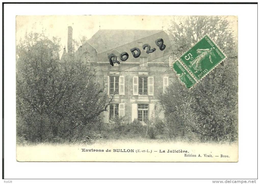 CPA 28 Bullon - Environs De Bullon - France