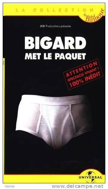 Bigard Met Le Paquet °°° - Autres