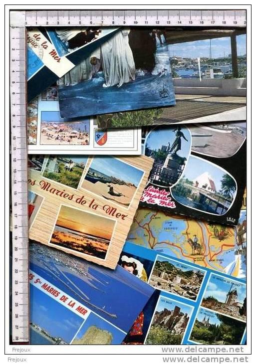 LOT  De  10   CARTES POSTALES   Des SAINTES MARIE DE LA MER  - - Saintes Maries De La Mer