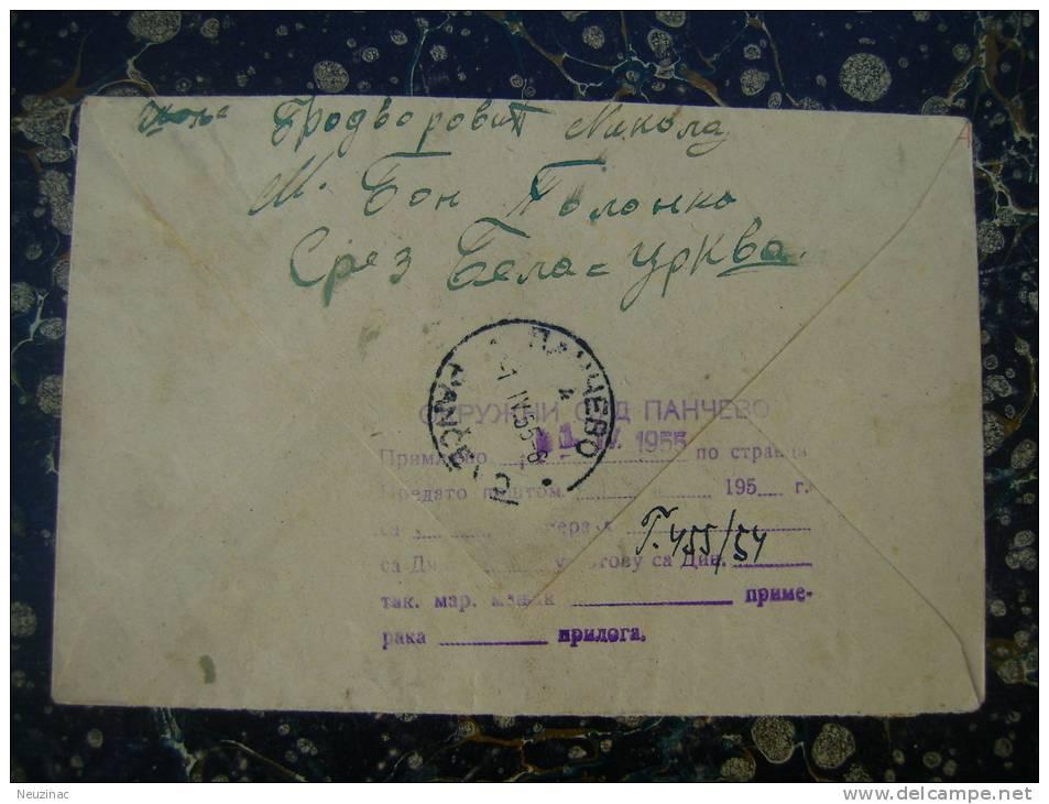 35d.+10d.+2d.+3d.-,,Tito, ,+,,industry,,+R-1955          (1950) - 1945-1992 Sozialistische Föderative Republik Jugoslawien