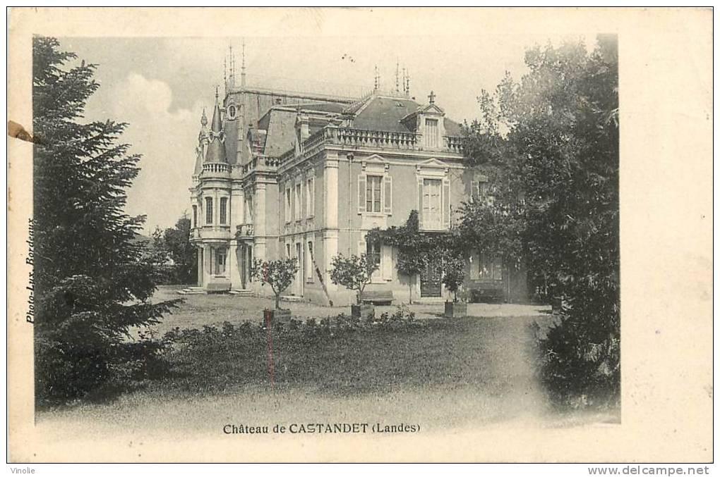 : Réf : P-12- 0295 : Castandet - France