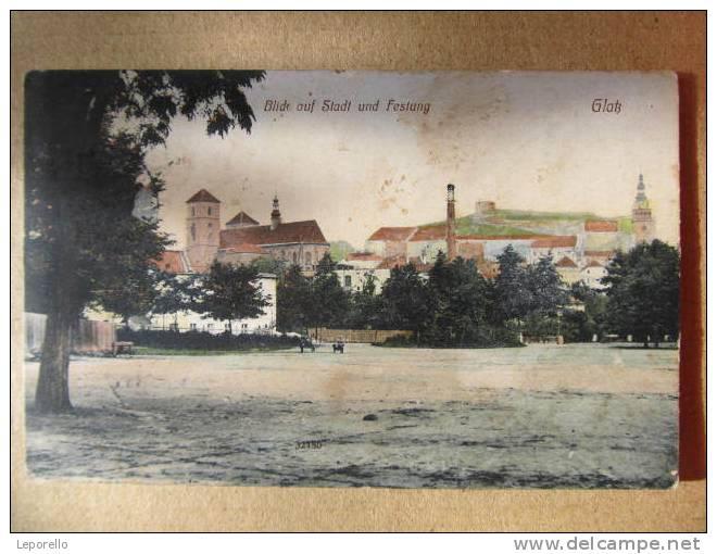 AK GLATZ 1911   //  D*5567 - Schlesien
