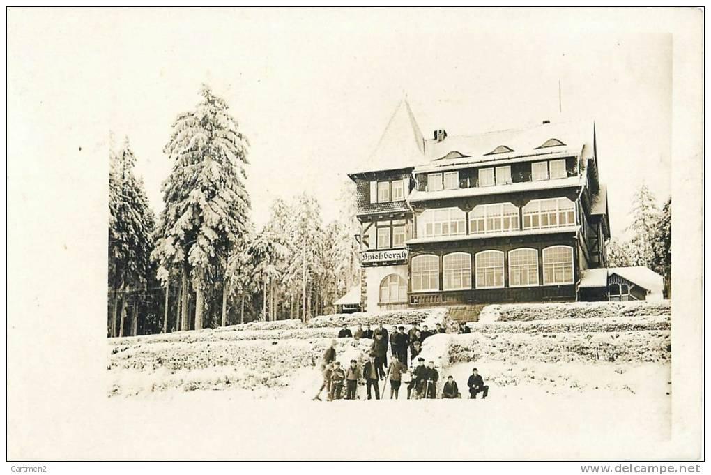 FOTO KARTE : HOTEL AUBERGE SPIESSBERGH SPIEßBERGH DEUTSCHLAND ??? - Handel