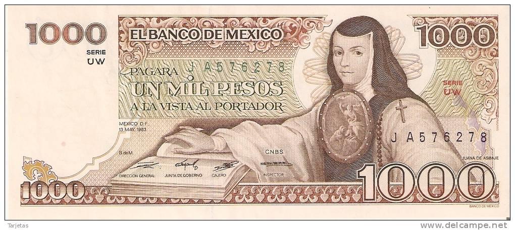1000 Guaraníes Paraguay, 2006 043_001