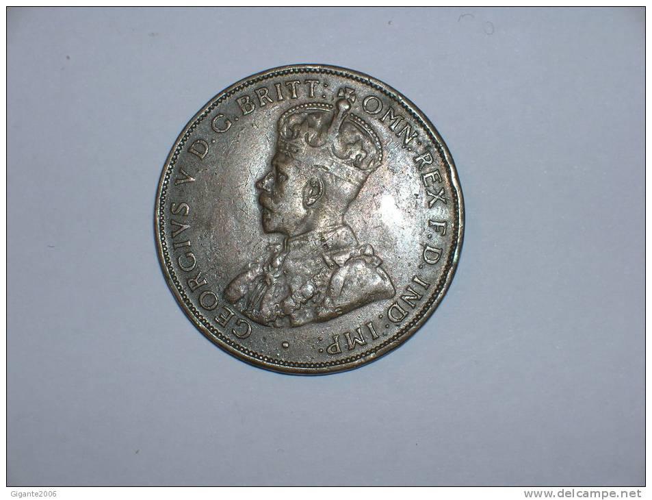 Australia 1 Penny 1933  (4493) - Moneda Pre-decimale (1910-1965)