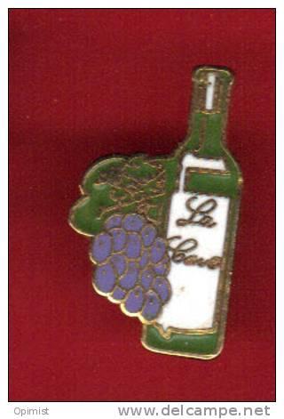 25810-pin's Vin.alcool.boisson.la Cave. - Boissons