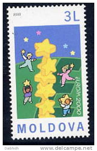 MOLDOVA 2000 Europa MNH / **.  Michel  363 - Moldawien (Moldau)